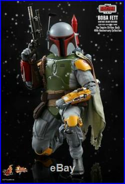 Pre-order! Hot Toys MMS571 Star Wars BOBA FETT VINTAGE COLOR Version