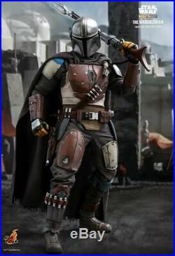 Pre-order! Hot Toys TMS007 The Mandalorian 1/6 Figure New