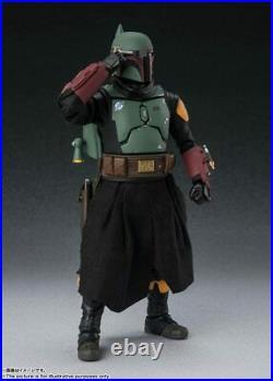 Pre-order S. H. Figuarts STAR WARS The Mandalorian Boba Fett Figure from JP NEW