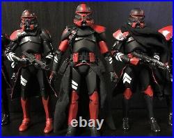 Purge Trooper Commander Custom Star Wars The Black Series Jedi Fallen Order