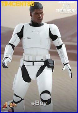Ready! Hot Toys MMS367 Star Wars Finn (First Order Stormtrooper Ver) John Boyega