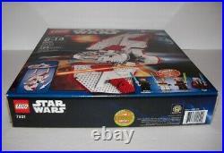 Retired new genuine LEGO Star Wars 7931 Clone Wars JEDI Order T-6 SHUTTLE set