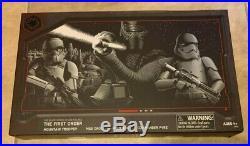SET LOT Star Wars Galaxys Edge Black Series Droid Depot Smuggler Run First Order