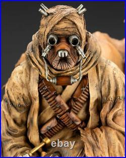 STAR WARS A NEW HOPE Artist Series Tusken Raider ArtFX Statue PRE-ORDER