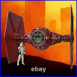 STAR WARS Black Series First Order Imperial TIE Fighter Vintage Collection