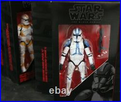 STAR WARS Black Series Order 66 Clone Troopers 4 pk