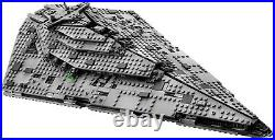 STAR WARS LEGO 75190 First Order Star Destroyer NEWithSEALED FREE USA Shipping