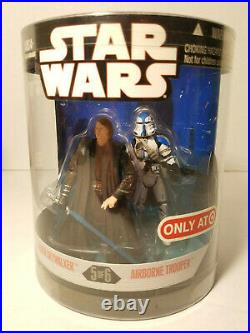 STAR WARS ORDER 66 Target Exclusive Complete Series 1 THIRE, BOW, KASHYYYK