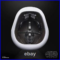 STAR WARS The Black Series First Order Stormtrooper Premium Helmet IN STOCK