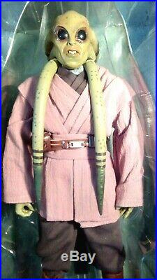 Sideshow Collectibles Kit Fisto Star Wars Order of the Jedi 1/6 Figure