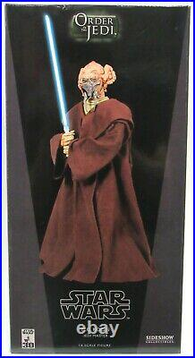Sideshow Collectibles Star Wars Order Of The Jedi 16 Jedi Master Plo Koon 2007