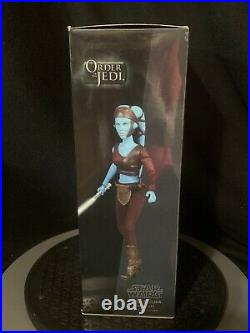 Sideshow Star Wars Aayla Secura Order of the Jedi 16