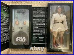 Sideshow Star Wars Obi-Wan Kenobi 12 1/6 Exclusive Order Of The Jedi FREE SHIPP