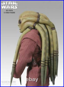 Sideshow Star Wars Order of the Jedi Kit Fisto Exclusive 12 Action Figure NEW