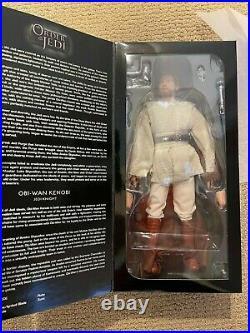 Sideshow Toys Exclusive Order of the Jedi Obi Wan Kenobi Jedi Knight 1/6 Scale