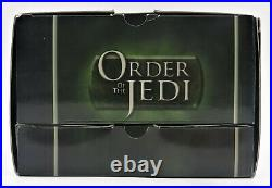 Star Wars 1/6 Scale Sideshow Luke Skywalker Order Of The Jedi Figure (Pre-Owned)