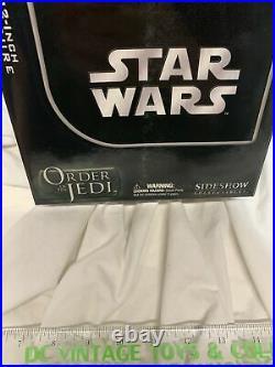 Star Wars 12 INCH FIGURE SIDESHOW LUKE SKYWALKER Order Of TheJedi