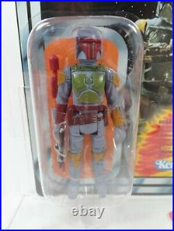 Star Wars 2010 Vintage Collection Boba Fett AFA 90 Mail-Order Exclusive VCP03