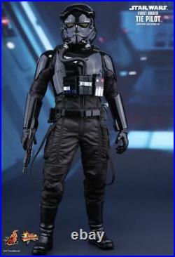 Star Wars 7first Ordertie-fighter Pilotsixth Scale Figuremms324hot Toysmib