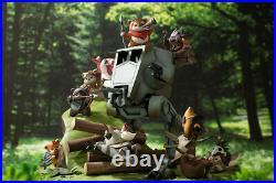 Star Wars ArtFX Artist Series Battle of Endor Little Rebels Statue Pre-Order
