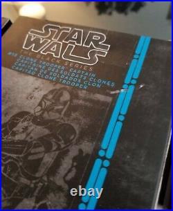 Star Wars BLACK SERIES Trooper Lot #2 Classic Clone First Order NEW