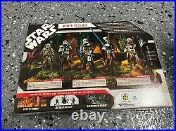 Star Wars Battle Pack Betrayal On Felucia Clone Wars Order 66 Bad Batch Bly