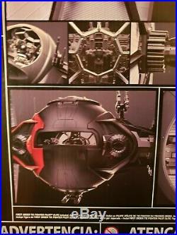 Star Wars Black Series #01 First Order Tie Fighter & Pilot NEW vader hasbro box