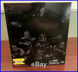 Star Wars Black Series 4-Pack Clones Order 66 Set Entertainment Earth Exclusive