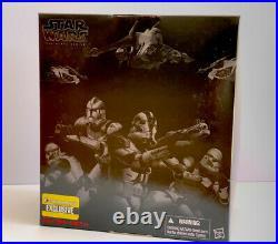 Star Wars Black Series 6 Entertainment Earth Order 66 Clone Trooper 4-Pack