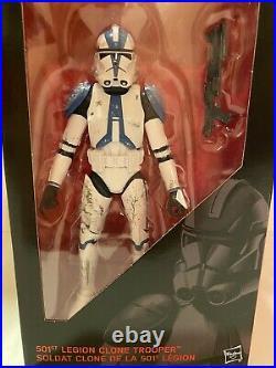 Star Wars Black Series 6(Exclusive) ORDER 66 Clone Troopers 4-pack EE Hasbro