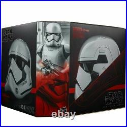 Star Wars Black Series First Order Stormtrooper Helmet Prop Replica IN STOCK