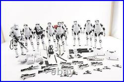 Star Wars Black Series First order stormtrooper lot