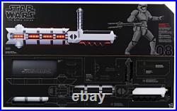 Star Wars Black Series Force FX First Order Riot Control Baton Prop Replica