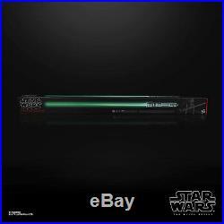 Star Wars Black Series Force FX Lightsaber Kit Fisto NEW Pre-Order