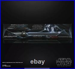 Star Wars Black Series Mandalorian Darksaber Force FX Lightsaber Pre order