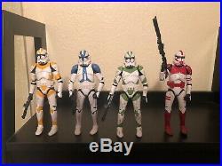 Star Wars Black Series Order 66 Clone Trooper Loose Entertainment Earth Ex