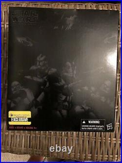 Star Wars Black Series Order 66 Clone Troopers EA Exclusive
