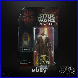 Star Wars Black Series Phantom Menace 50th Anniversary COMPLETE SET PRE ORDER