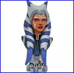 Star Wars Clone Wars Ahsoka Tano 12 Scale Bust Mandalorian pre order statue