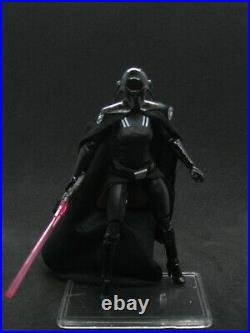 Star Wars Custom 2nd Sister 118th scale Fallen Order Sith Inquisitor