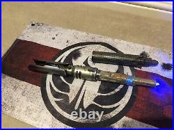 Star Wars Custom Fallen Order 89sabers Lightsaber Double Crystal Chamber Proffie