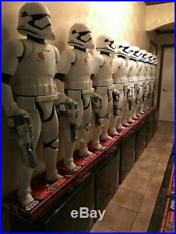 Star Wars Episode VII 48 Inch First Order Stormtrooper Action Figure Blaster