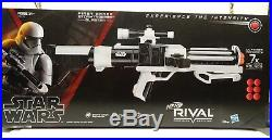 Star Wars First Order Stormtrooper Blaster By Nerf Hasbro (New)