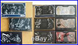 Star Wars Galaxys Edge Black Series Droid Depot, Smugglers Run, First Order Lot