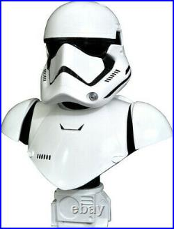 Star Wars Legends in 3D First Order Stormtrooper 1/2 Scale Bust Pre-Order