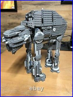 Star Wars Lego 75189 First Order Heavy Assault Walker with two Minifigures