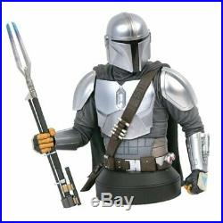 Star Wars Mandalorian MK 2 16 Scale Mini-Bust SDCC 2020 PX Excl. PRE-ORDER