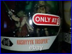 Star Wars Order 66 501st airborne trooper commander thire kashyyk clone marine
