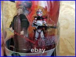 Star Wars Order66 Target exclusive series1 set Thire Bow Kashyyyk Trooper