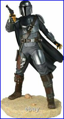 Star Wars Premier Collection Mandalorian MK 3 17 Scale Statue PRE-ORDER JAN/FEB